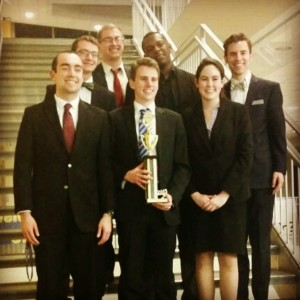The TSU Mock Trial A team emerged from the Kansas City regional with an 8-0 record.